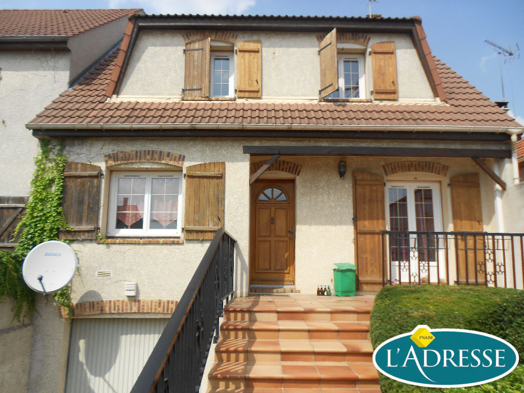 A vendre maisonà Aulnay sous bois , 180 m u00b2, 364 000 u20ac L'ADRESSE AGREG Portail Immobilier  # Maison A Vendre Aulnay Sous Bois Nonneville