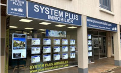 SYSTEM PLUS Immobilier  VIRY CHATILLON